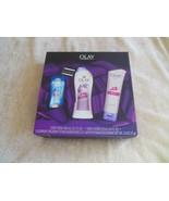 Olay Body Wash Body Lotion & Deodorant Lusciously Fresh Gift Pac - $19.68