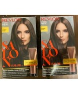 (2) Revlon Salon Color #5 Medium Brown Color Booster Kit For Week 3 And 6 - $24.74