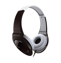Pioneer Head Band Closed Dynamic Stereo Headphones SE-MJ721-T Brown - $65.69