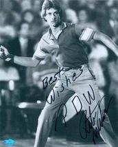 Pete Weber autographed 8x10 photo (Bowling Legend) Image #1 - $59.00