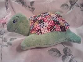 Handmade Adorable Turtle Doll - $22.00