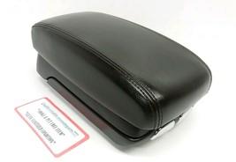 2002-2008 Jaguar X-Type Center Console Lid Armrest Sliding Arm Rest Blac... - $64.35