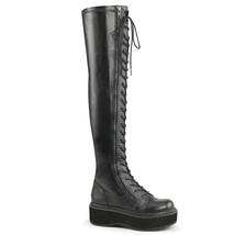 Demonia EMILY-375 Women's Over-the-Knee Boots BVL - $104.95