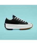 NIB*Womens*Converse Run Star Hike Low Platform*Black*6-10*Sneaker - $149.00