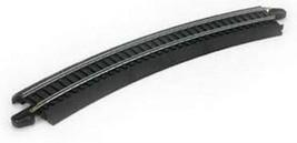 "Bachmann E-Z Train Track Black 18"" Radius Curved HO Scale BAC44480 (6pcs) - $7.41"