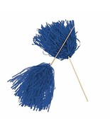 Spirit Pom-Poms - Blue - Novelty Toys & Pom - Poms 24 pieces - $29.02