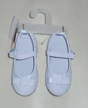 Gymboree Girls White Dress Shoes 6  NWT - $17.99