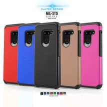 Phone Case for LG G8 ThinQ, [DuoTEK Series] Shockproof Defender Hybrid C... - $19.90