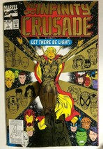 THE INFINITY CRUSADE #1 (1993) Marvel Comics Thanos VERY GOOD+ - $9.89