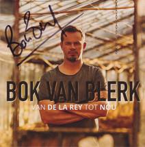 BOK VAN BLERK - Van De La Rey Tot Nou - Autographed South African CD *Ne... - $50.00