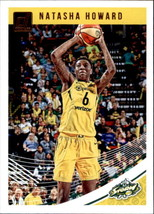 Natasha Howard 2019 Donruss WNBA Card #24 - $0.99