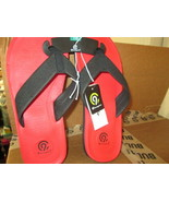 Men's Jeff Flip Flop Sandals by C9 Champion size S (7-8) New - $12.50