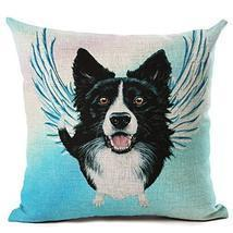 18inch 90g Fashion Cotton Linen Fabric Throw Pillow Hot Sale 45cm Flying... - €8,71 EUR