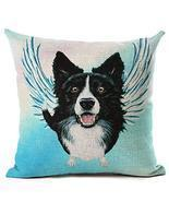 18inch 90g Fashion Cotton Linen Fabric Throw Pillow Hot Sale 45cm Flying... - ₹699.78 INR