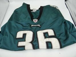 Reebok Nfl On Field Philadelphia Eagles Brian Westbrook Jersey Adult Size 52 - $49.49