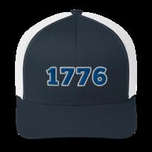 Betsy Ross hat / 1776 hat / betsy Ross Trucker Cap image 7
