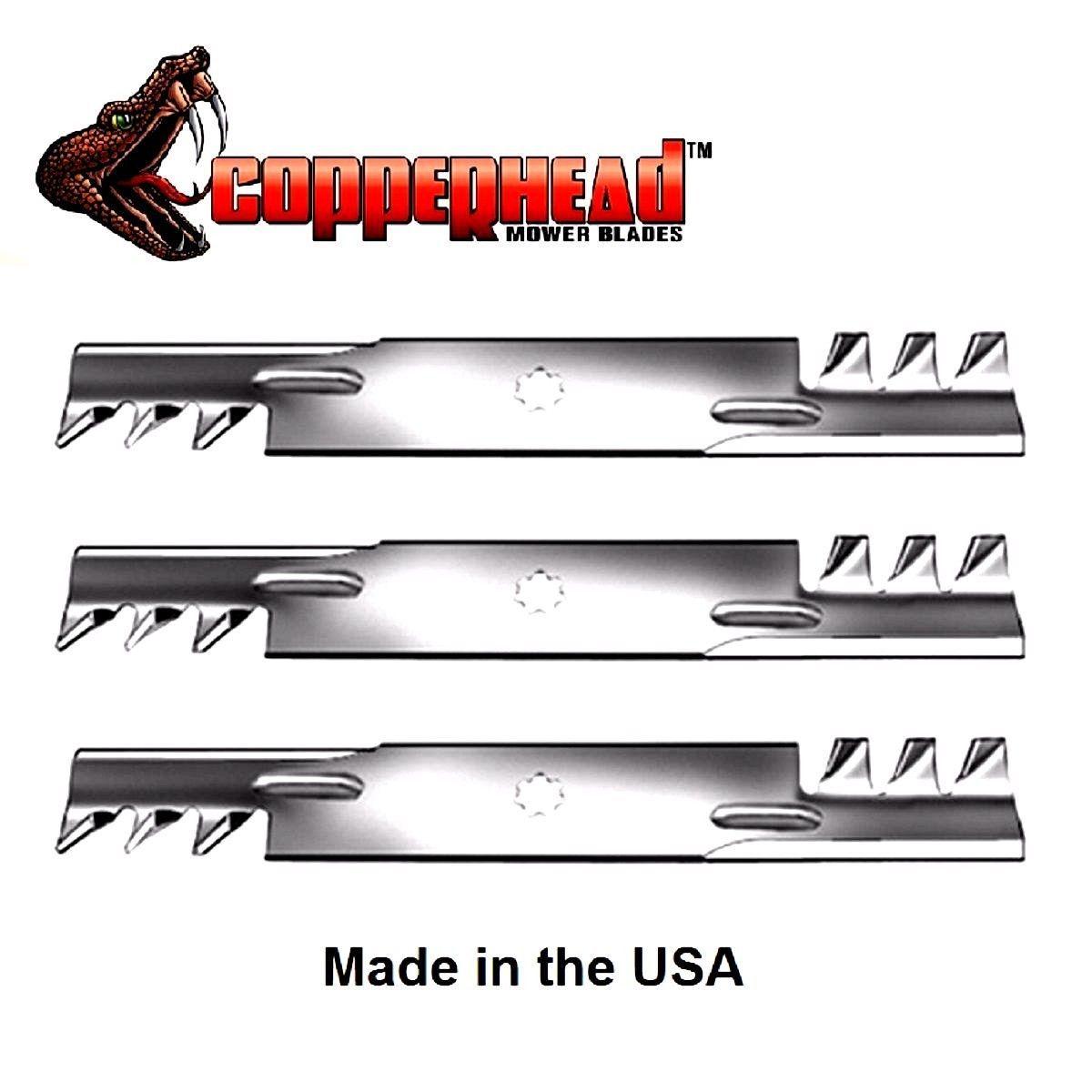"3 for John Deere GX21784 /& GY20852 Zero Turn  48/"" Cut Mower"