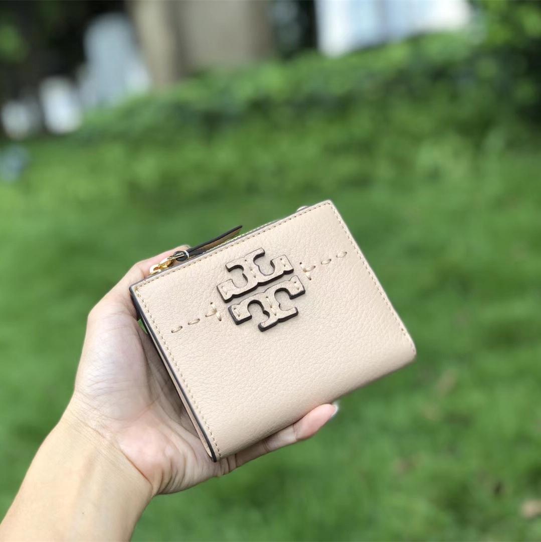 e6869b1d222c Tory Burch Mcgraw Mini Foldable Wallet and 50 similar items. Img 7047