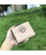 Tory Burch Mcgraw Mini Foldable Wallet - $111.00
