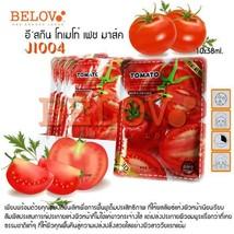 Facial Mask Tomatoes EAST-SKIN BELOV 3D Natural 10 Pcs. No Box. - $19.29