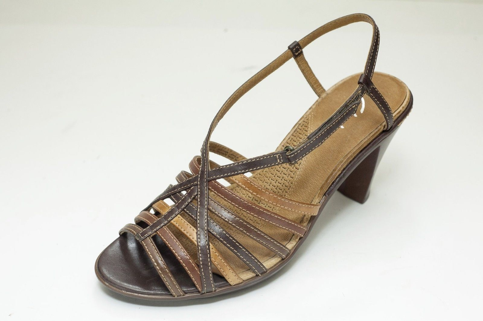 d2a50b8c24 Clarks 6 Brown Strappy Women's Sandals and 50 similar items