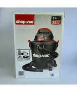 "Shop.vac Wet/Dry Vacuum 5Gal 3.5 Peak Hp W/ filters & Accessories, 1 1/4"" - $59.39"