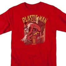 Plastic Man T-shirt retro DC Saturday morning cartoon superfriends cotton DCO175 image 1