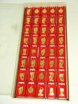 VTG - STRATEGO BY MILTON BRADLEY 1962 / 40 RED PLAYING PIECES / GREAT CO... - $17.94