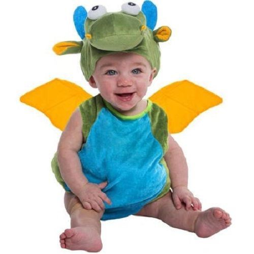 NEW Boys or Girls 0/9 or 9/18 Months Plush Bubble Halloween Costume Pig Dragon