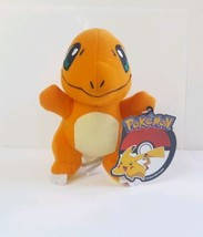 "Pokemon Charmander Plush TOY Factory Stuffed Toy Doll 6"" Gift NWT - $13.85"