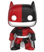 Funko POP Heroes Villains as Batman Harley Quinn Action Figure - $16.61