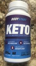 Bodystart Keto Fast Burn Ketogenic Weight Loss Formula 60 capsules 975mg - $14.84