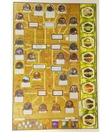 Arkham Horror Call Cthulhu Replacement Game Board 22x33 Six-Fold Board 2006 - $12.99