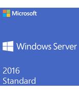 MICROSOFT WINDOWS SERVER 2016 STANDARD  64 bit - $35.99