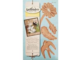 Spellbinders Signs of Spring Die Set #S2-203