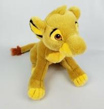 Disney Lion King Simba Plush Toy Stuffed Animal 13 Inches Tall Free Ship... - $13.05
