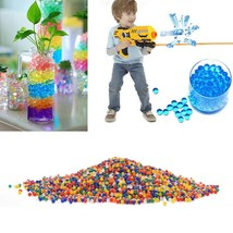 10000pcs/packet colored orbeez soft crystal water paintball gun bullet g... - $6.12