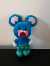 "Disney World Parks Mickey Mouse Monsters Plush Stuffed Animal Blue 10"" Tall - $7.87"