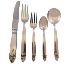 Empress by International Sterling Silver Flatware Set 8 Service 40 Pcs Dinner  - $2,395.00