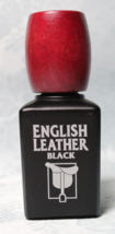 ENGLISH LEATHER BLACK By Dana 1.7oz Cologne Spray Unboxed (Actual Photo) - $13.45