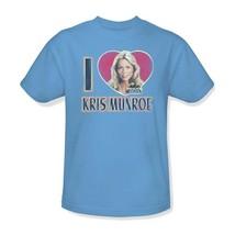 Charlie's Angels t-shirt I love Kris Munroe retro 70's 80's graphic tee CA109 image 1