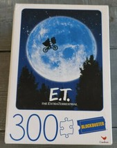 NEW E.T. The Extra-Terrestrial Movie Poster 300 Piece Puzzle brand new S... - $9.50