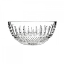 Waterford Colleen 60th Anniversary Clear 8in Bowl Crystal New Box Scuff ... - $223.00