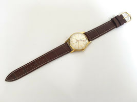 Vintage Rare GLASHUTTE GUB Q1 Chronometre cal. 60.3 Mechanical Germany Watch image 3
