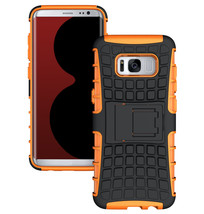 Of hybrid defender kickstand case cover for samsung galaxy s8 orange p20170324150330847 thumb200