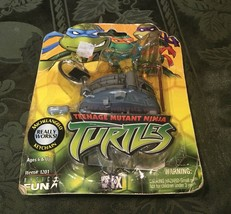 New  2003 Teenage Mutant Ninja Turtles TMNT Michaelangelo Really Works K... - $8.38