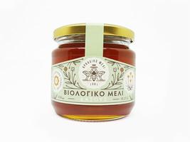 Bio Coniferous & Forest Honey 450gr-15.87oz From Arkadia 100% Organic Honey - $32.47