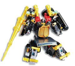Tobot V Classic 12 Counts Set Transformation Action Figure Robot Toy Wholesale image 8