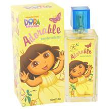 Dora Adorable by Marmol & Son Eau De Toilette Spray 3.4 oz for Women - $13.95