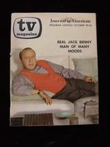 TV Magazine October 20-26 1963 Jack Benny NY Journal American - $16.99